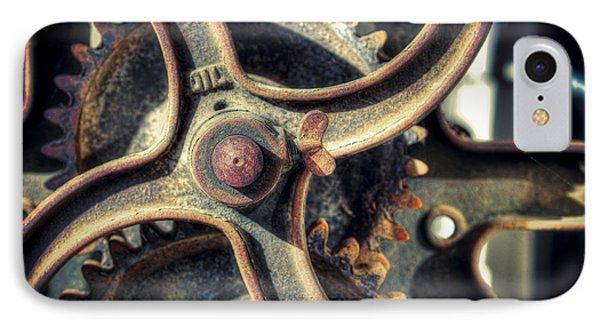 Rust Never Sleeps IPhone Case by Wayne Sherriff
