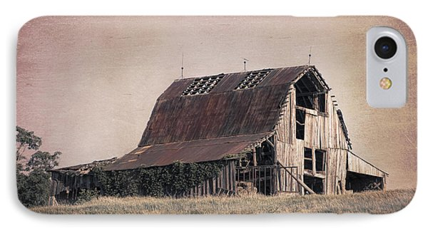 Rustic Barn IPhone Case by Tom Mc Nemar