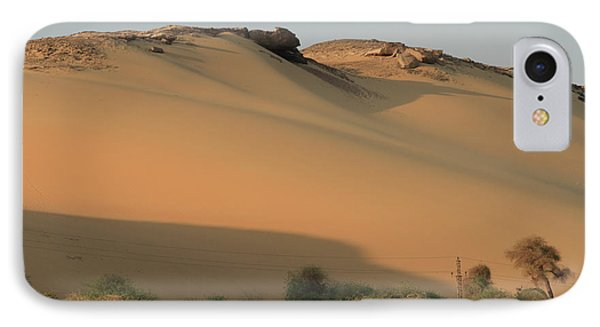 Sahara IPhone Case by Silvia Bruno