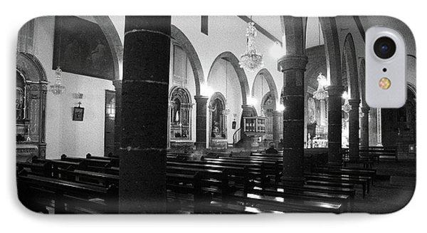 Sao Miguel Arcanjo Church Phone Case by Gaspar Avila