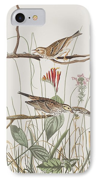 Savannah Finch IPhone 7 Case