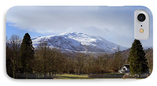 IPhone Case featuring the photograph Scottish Scenery by Jeremy Lavender Photography