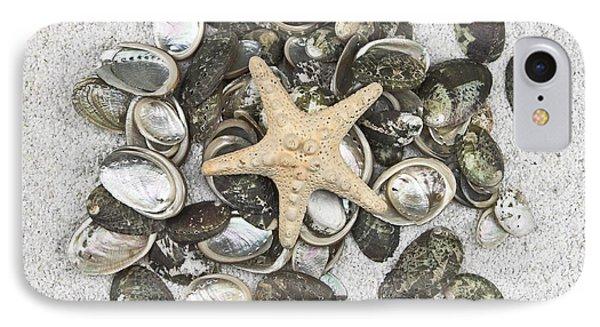 Seashells Phone Case by Joana Kruse