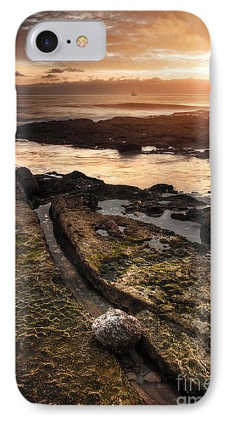 Seashore Sunset IPhone Case by Carlos Caetano