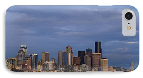 IPhone Case featuring the photograph Seattle by Evgeny Vasenev
