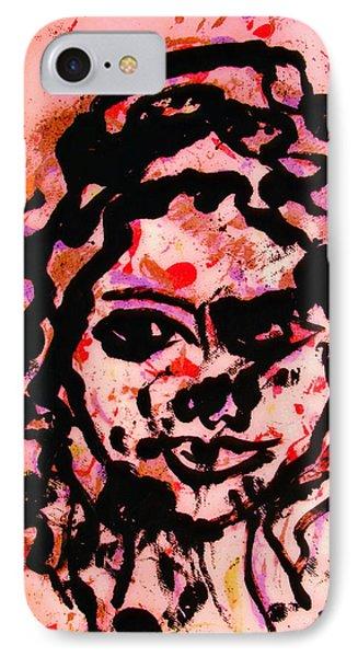 Self Portrait Phone Case by Natalie Holland