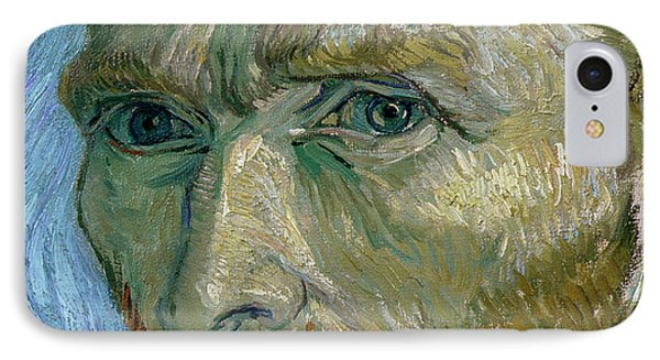 Self-portrait Phone Case by Vincent Van Gogh