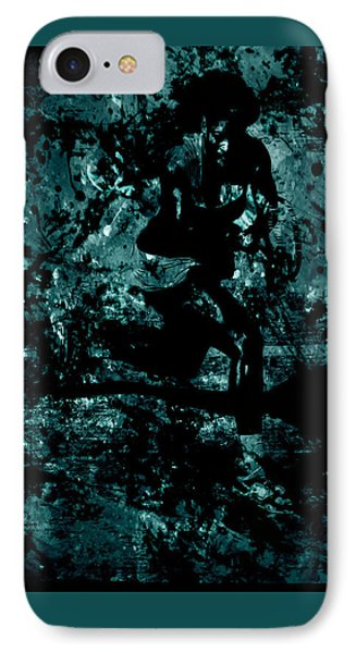 Venus Williams iPhone 7 Case - Serena Williams Work Of Art by Brian Reaves