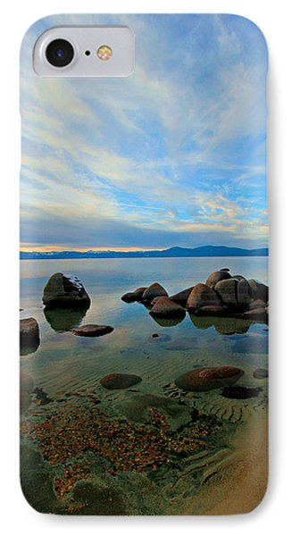 Serenity  IPhone Case by Sean Sarsfield