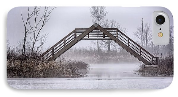 Seven Ponds A Frame Bridge IPhone Case