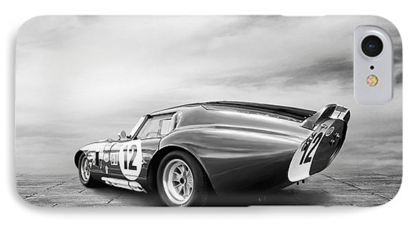 Shelby Daytona Coupe IPhone Case by Peter Chilelli