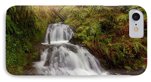 Shepperd's Dell Falls Phone Case by David Gn