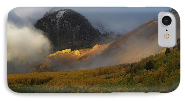 IPhone Case featuring the photograph Siever's Mountain by Steve Stuller