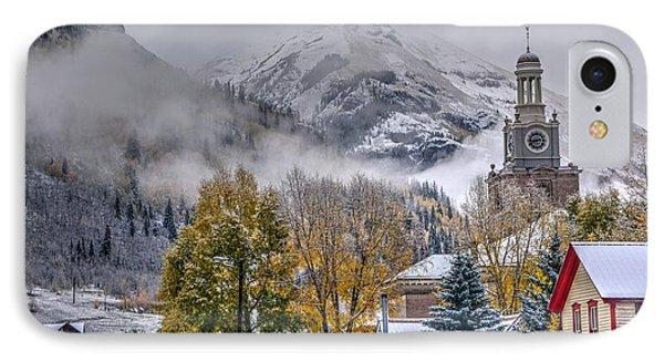 Silverton Colorado IPhone Case