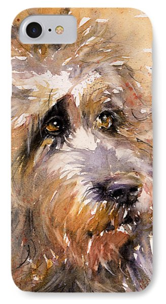 Sir Darby IPhone Case by Judith Levins