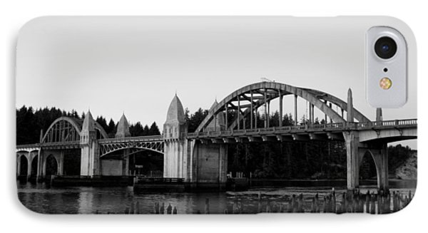 Siuslaw Bridge IPhone Case
