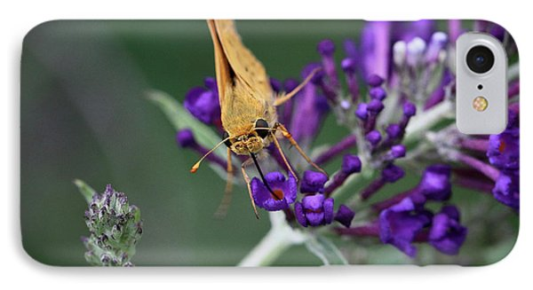 IPhone Case featuring the photograph Skipper by Douglas Stucky