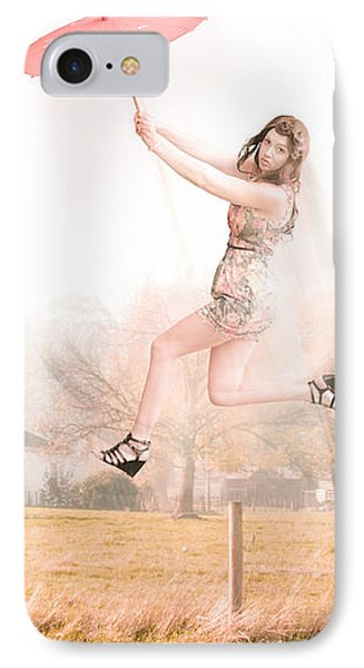Sky Dance IPhone Case by Jorgo Photography - Wall Art Gallery