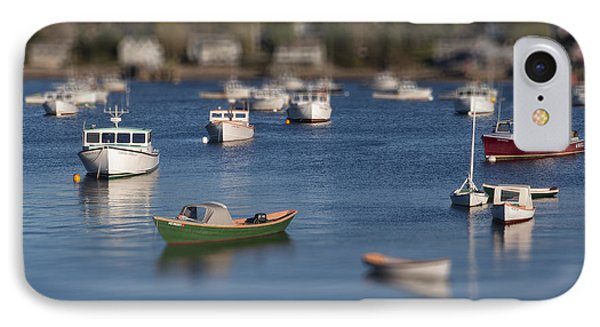 Sleeping Boats Phone Case by Jon Glaser