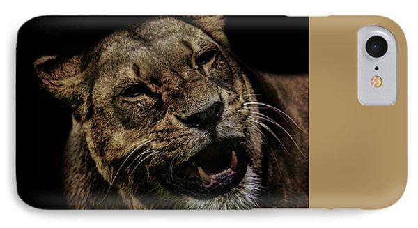 Smile IPhone 7 Case by Martin Newman