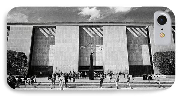 smithsonian national museum of american history building Washington DC USA IPhone 7 Case