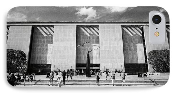 smithsonian national museum of american history building Washington DC USA IPhone Case