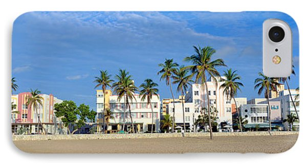 Sobe, Miami Beach, Florida IPhone Case by Panoramic Images