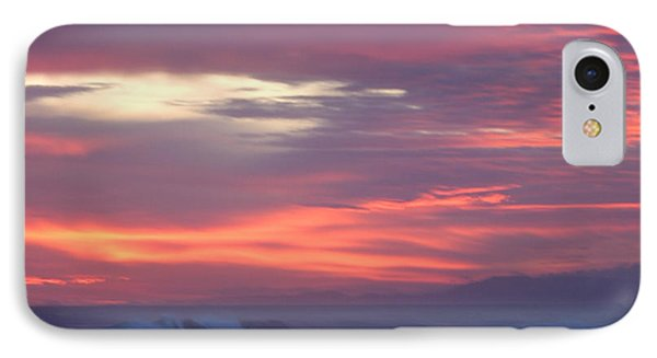 IPhone Case featuring the photograph Soft Sunset by Michelle Wiarda