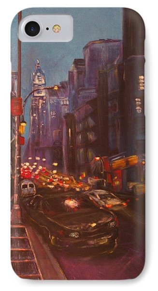 Soho Artistic Dreams Phone Case by Dennis Tawes