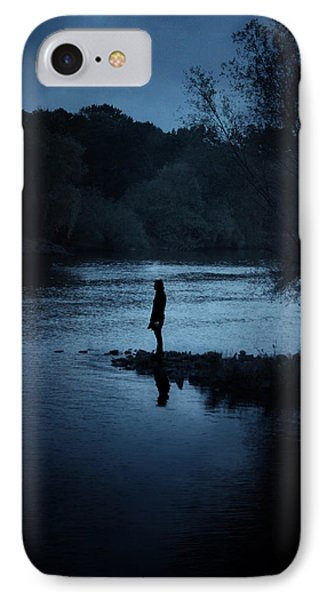 Solitude IPhone Case by Cambion Art