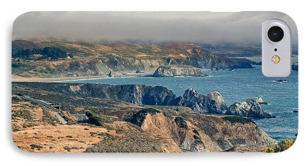 IPhone Case featuring the photograph Sonoma Coast by Kim Wilson