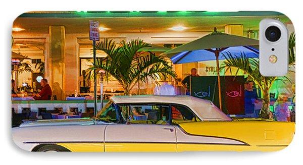 South Beach Classic Phone Case by Dennis Cox WorldViews