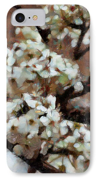 Spring Blossoms IPhone Case by Ann Powell