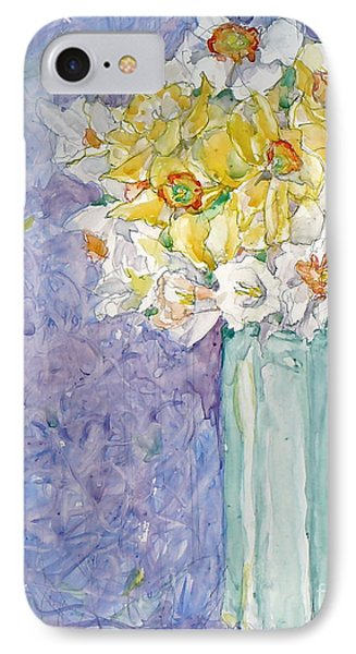 Spring Blossoms IPhone Case by Jan Bennicoff