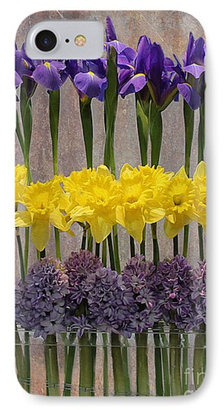 Spring Delights IPhone Case by Nina Silver
