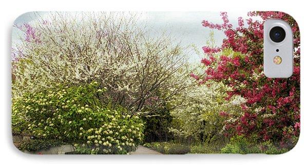 Springtime IPhone Case by Jessica Jenney