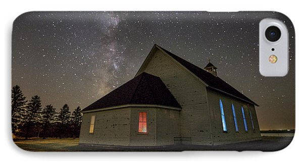 IPhone Case featuring the photograph sT. aNNS by Aaron J Groen