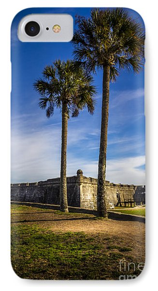 St. Augustine Fort IPhone Case