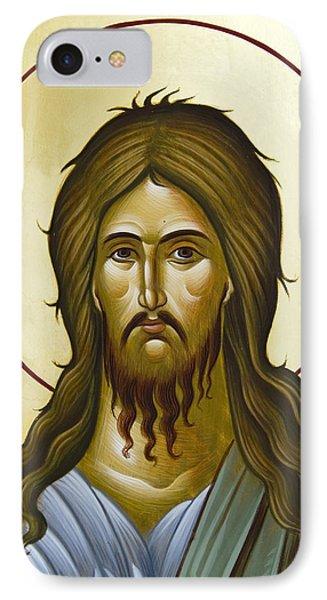 St John The Forerunner Phone Case by Julia Bridget Hayes