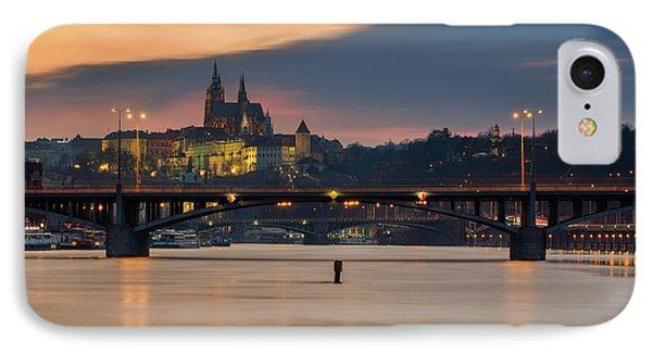 St. Vitus Cathedral, Prague, Czech Republic IPhone Case