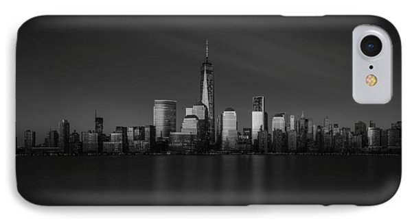 Standing Strong IPhone Case by Eduard Moldoveanu