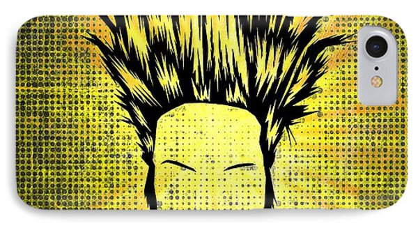Static-x IPhone Case by Kyle West