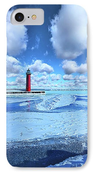 IPhone Case featuring the photograph Steadfast by Phil Koch