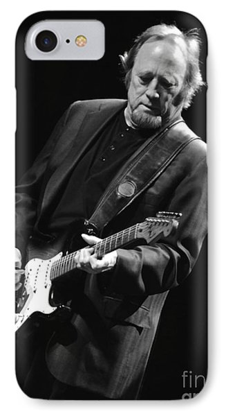 Stephen Stills IPhone Case by Jesse Ciazza