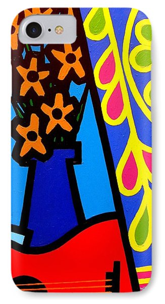 Still Life With Henri Matisse's Verve IPhone Case by John  Nolan