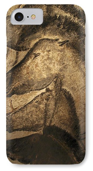 Stone-age Cave Paintings, Chauvet, France Phone Case by Javier Truebamsf
