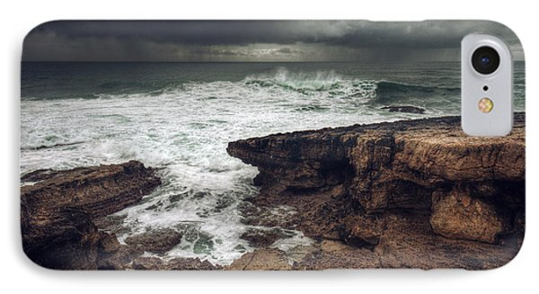 Stormy Seascape IPhone Case