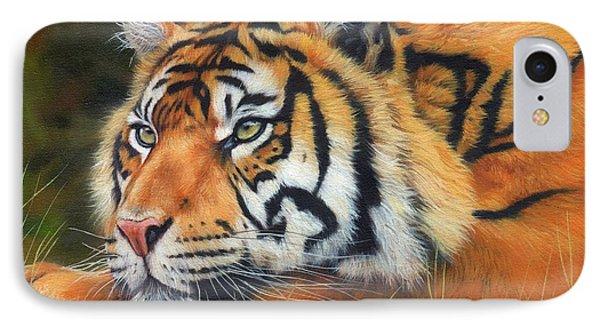 Sumatran Tiger  IPhone 7 Case