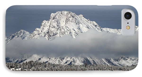 Sunrise In Grand Teton National Park Phone Case by Pierre Leclerc Photography