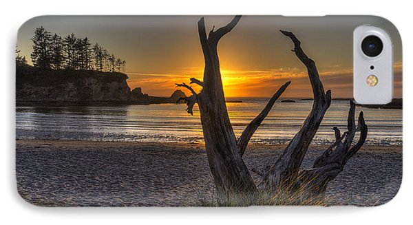 Sunset Bay IPhone Case by Mark Kiver